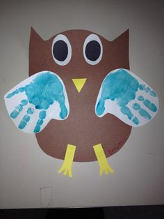 owl! classroom toddler idea