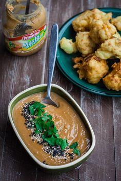 Indyjski sos orzechowy