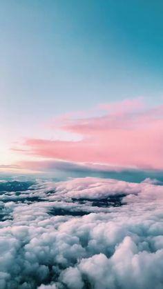 wallpaper sky VSCO - ok the sky didnt h - wallpaper Cloud Wallpaper, Summer Wallpaper, Iphone Background Wallpaper, Nature Wallpaper, Screen Wallpaper, Wallpaper For Samsung Galaxy, Aztec Wallpaper, Trendy Wallpaper, Pink Wallpaper