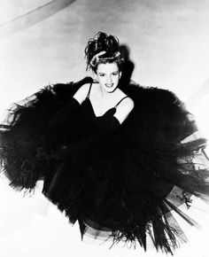 Judy Garland in 'Presenting Lilly Mars.