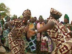 Bij les 1.5: de Afrikaanse dans