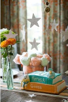 Nico and LaLa | Vintage Nursery Rhyme Birthday Party