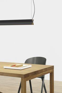 Подвесной светильник LT05 SPAN by e15 | дизайн Michael Raasch