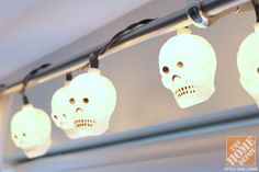 Day of the dead family room decor #StyleChallenge