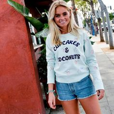 Cupcakes & Coconuts | Boxy Sweat - Vrouwen