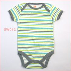 new born unisex baby bodysuits carter creeper infant summer clothes 100% cotton body para bebe roupas new fashion 2014 $2.70