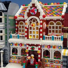 Take inspiration from these fun Lego designs and build your own decorations this year.