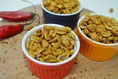 Receita de Amendoim picante (petisco) passo-a-passo. Acesse e confira todos os ingredientes e como preparar essa deliciosa receita!