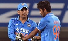 MS Dhoni, Jasprit Bumrah Board Flight to USA for West Indies T20 Series - http://www.tsmplug.com/tennis/ms-dhoni-jasprit-bumrah-board-flight-to-usa-for-west-indies-t20-series/