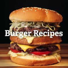 Memorial Day Burger Recipes - More variations on the classic than you'll know what to do with. : Serious Eats  #Memorial_Day #burgers #cookout