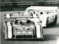 COPPA INTERSERIE DI IMOLA 1973 (F 91) PORSCHE-GEORGE LOOS E GEORGE FOLLMER-AUTO