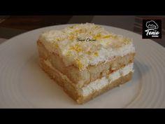 Tiramisú de limón, receta fácil y refrescante. ¡Sin horno! Vanilla Cake, Tiramisu, Cheesecake, Pie, Chocolate, Desserts, Andalucia, Bolivia, Food