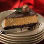 Ohio State Fair Award-Winning Buckeye Cheesecake