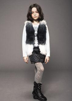 Marque de vêtements fille : Gilet fille IKKS