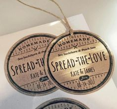 DIY printable favor editable labels AVERY Template kraft round 2 inch stickers wedding