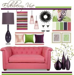"""Elderberry Vine"" by lisajean1957 on Polyvore"