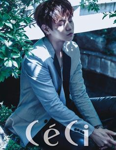 "Gets Featured in July Issue of ""Ceci"" Photoshoot and Interview K Pop Boy Band, Boy Bands, Yoon Doo Joon, Yoseob, My Highlights, Hot Actors, Kpop, Actor Model, Music Love"