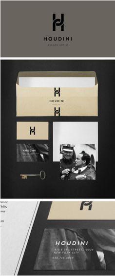 branding Houdini