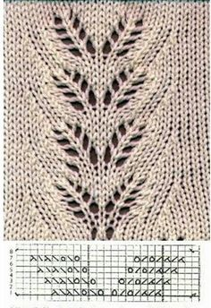 New Cost-Free knitting charts leaf Thoughts heidisknittingroo … – Stricken, Häkeln, Sticken, Garne, Amiguru … – Lace Knitting Stitches, Lace Knitting Patterns, Knitting Charts, Lace Patterns, Knitting Designs, Free Knitting, Knitting Projects, Stitch Patterns, Loom Knitting