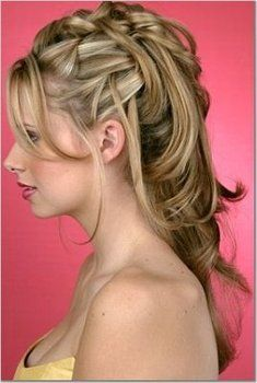 Wedding Hair Pictures - Page 7