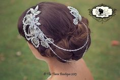 Double sided hair comb from @Matt Nickles Valk Chuah tiara boutique