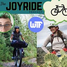 JOYRIDERS!!!! On this LONG AWAITED season finale we hang out with bike adventure organizers and general badasses @molly.sugar of @friends.on.bikes and @joceygq of @komorebicycling - two of the six gals who are heading up  @wtfbikexplorers! We talk about all the good stuff  including WTF bikeplorers favorite stretches of road cat holes camping jitters safety meetings and SO MUCH MORE!!  . . LINK IN BIO! . . #womenbike #womenwhoshred #womenscycling #bikepacking #shredthepatriarchy…