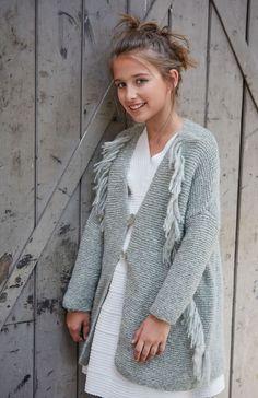 Lana Grossa JACKE Voi - FILATI Teens No. 7 - Modell 20 | FILATI.cc WebShop