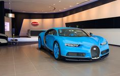 The world's favorite luxury car brand, Bugatti, recently opened the world's largest hypercar showroom in the wonderful city of Dubai.