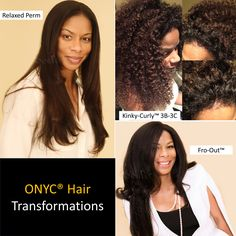 This #ONYCBeauty transforms her #ONYCHair Textures with ease! Get your new look with #ONYC #hair.  Shop US Now>>> ONYCHair.com Shop UK Now>>> ONYCHair.uk Shop NG Now>>> ONYCHair.ng