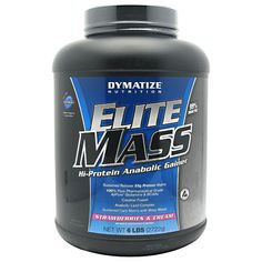 Dymatize Elite Mass Protein Weight Gainer
