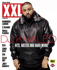 Special Edition Mini-Mag Featuring DJ Khaled Cover & Two Free Bonus CD Samplers Inside