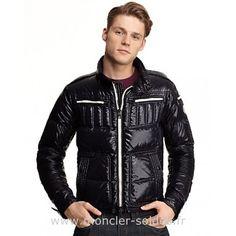 Vest Moncler Soldes Homme Court Noir-b Pvc Raincoat, Cool Jackets, Nylons, 663f19aef79