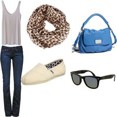 this is perfect for a day in at the market. Casual but chic