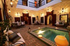 Dar Elma, ein Riad mitten in Marrakesch