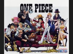 Mugiwaras One Piece