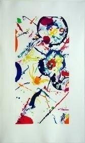 Untitled | Sam Francis, Untitled (1990)