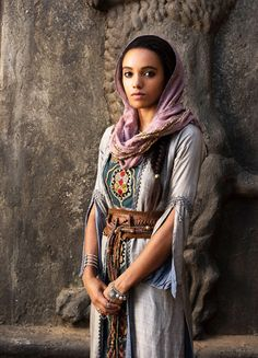 Maisie Richardson-Sellers in'Of Kings and Prophets' (2016). x