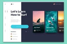 """""""Mi piace"""": 1,163, commenti: 2 - UI/ UX DESIGN INSPIRATION (@uidesignpatterns) su Instagram: """"#Exploration 