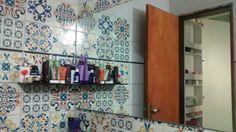 Adesivos de azulejos