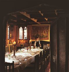 Private Dining at Bailiffscourt Hotel