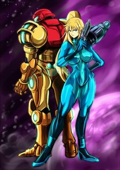 Samus needs to pee real bad