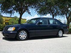 1995 Mercedes Benz S-Class S320 (89K MILES) - $6500