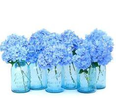 Come decorare casa per un battesimo - Centrotavola floreali fai da te