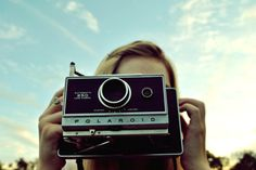 This is what I do on weekends with my 1960's polaroid land camera...