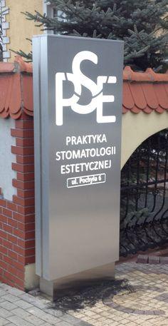 Pylony totem reklama przydrożna - Strony internetowe reklama systemy informatyczne - SiteProject Marklowice Wodzisław Żory Rybnik Śląsk
