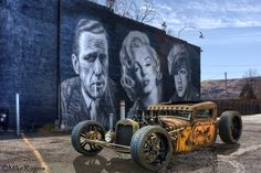 1931 Ford Model A Pickup - Traditional Hot Rod