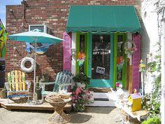 Beach shop ~ She Sells Seashells