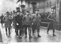 Massenmörder Harmann, nach seiner Verhaftung in Hannover- zwanziger Jahre