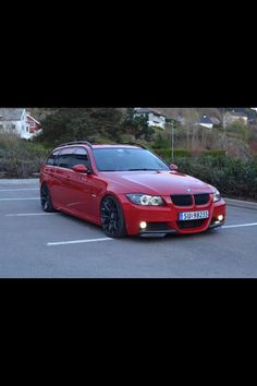 BMW 3 Series Wagon