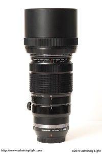 Review: Olympus M. Zuiko 40-150mm f/2.8 PRO [Admiring Light]